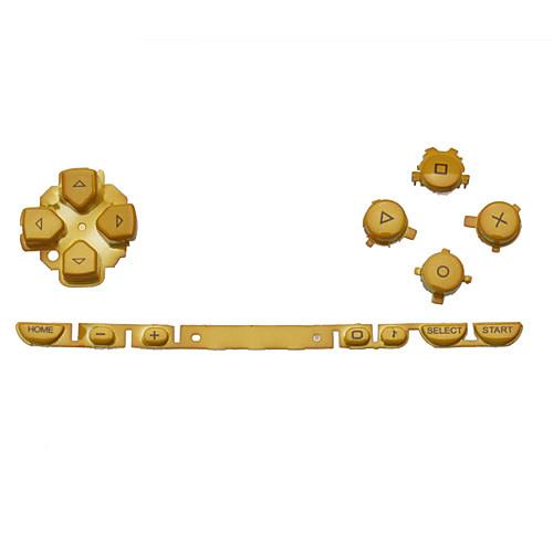 замена кнопки комплект для PSP (золото) Lightinthebox 171.000