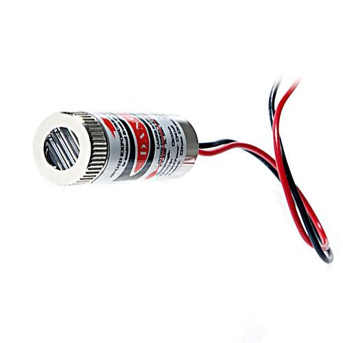 красный лазерный модуль - ориентированные линии (3.5V ~ 4.5V 16mm 5mw) Lightinthebox 169.000