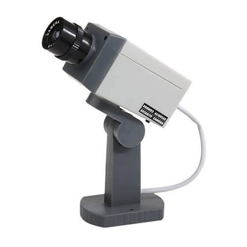 Муляж камеры наблюдения с датчиком движения и мигающим светодиодом (3  AA) Lightinthebox 558.000