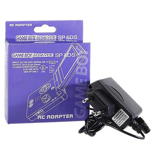 Universal Travel адаптер питания / зарядное устройство для Nintendo DS / Gameboy Advance SP Lightinthebox 201.000