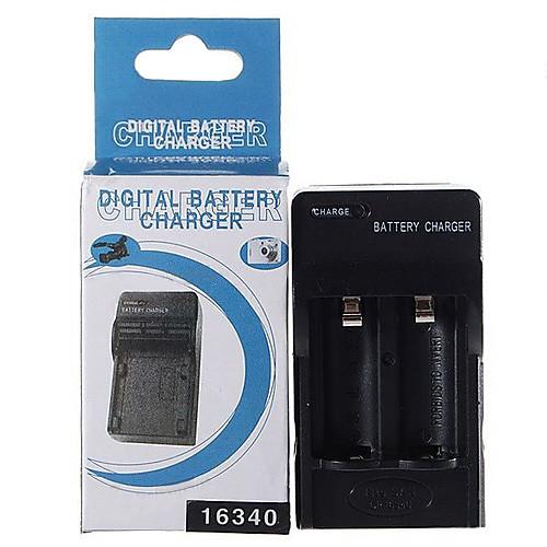 цифровой CR123A аккумулятор зарядное устройство Lightinthebox 214.000
