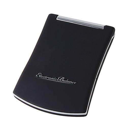 Весы карманные цифровые (цвет черный, максимальный вес 200г/ погрешность 0.01гр) Lightinthebox 730.000
