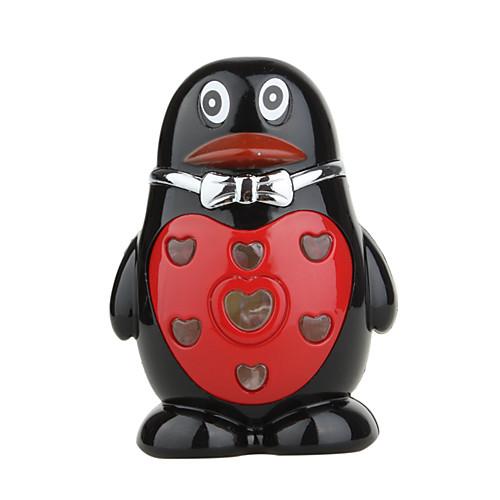 Пингвин формы ветрозащитные бутана струи легче (черный) Lightinthebox 171.000