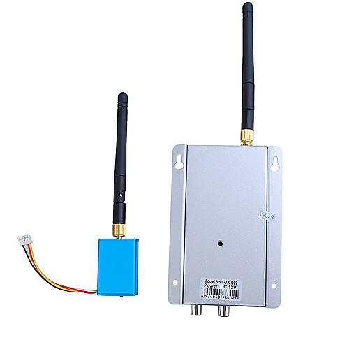 1.2G беспроводной 8-канальный 800 МВт двойной комнаты в комнату, аудио / видео отправителя Фокс-800A (sfa226) Lightinthebox 2577.000