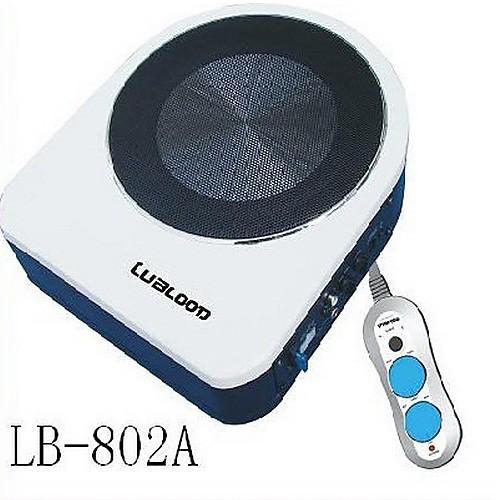 8-дюймовый супер тонкий виброустойчиво автомобиль аудио усиливается сабвуфер 100w - МБк-800e (800D обновленная версия) Lightinthebox 5886.000