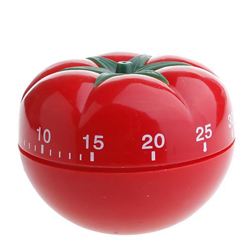 60-минутный механический кухонный таймер в форме томата Lightinthebox 128.000