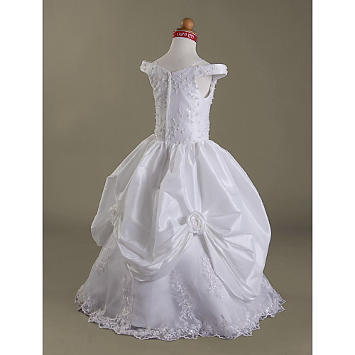 MARIA FATIMA - Платье для девочек из тафты и кружев Lightinthebox 5052.000