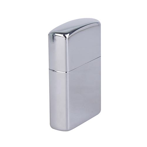 металлических нефти зажигалка с матовым белым цветом дизайна Lightinthebox 128.000