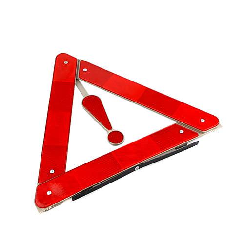 Складной чрезвычайной безопасности дорожного движения треугольника автомобиля Хаззарда предупреждающий знак 301 (szc2310) Lightinthebox 85.000