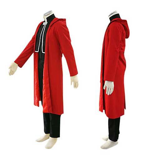 Эдвард Элрик косплей костюм Lightinthebox 2749.000