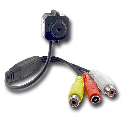 Шпионская беспроводная цветная камера с видео передатчиком Lightinthebox 858.000