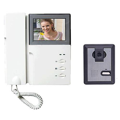 черно-белое видео телефон дверь Lightinthebox 2019.000