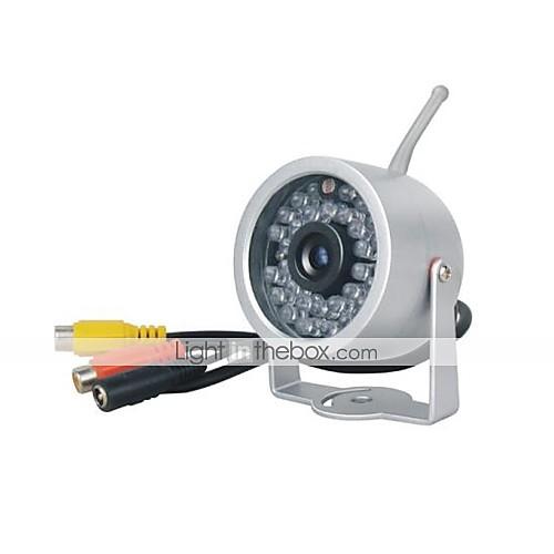 2,4 ГГц беспроводной ночного видения микро камера видеонаблюдения Lightinthebox 1029.000