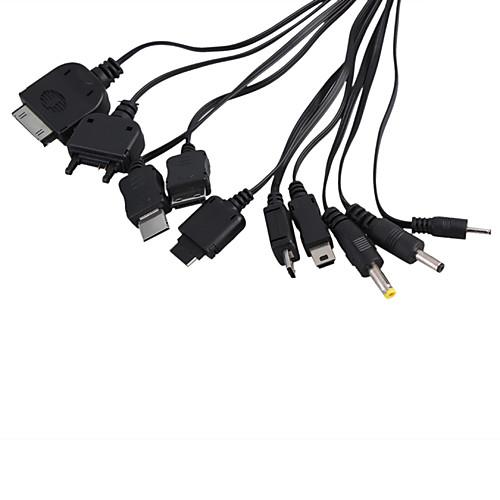 10-в-1 USB зарядного устройства / адаптеры для мобильных телефонов (100 ~ 240 В) Lightinthebox 126.000