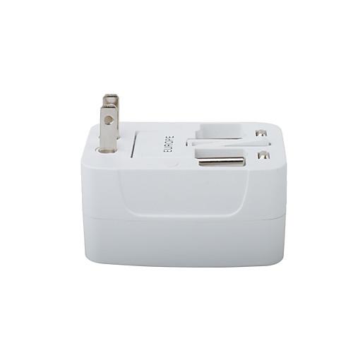 Универсальный адаптер путешественника (разъем для Европы - США - Великобритании - Азии - Австралии) Lightinthebox 128.000