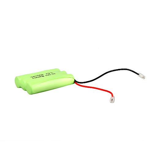 универсальный интерфейс 3.6V 800mAh Ni-MH аккумулятор для беспроводного телефона (Ni-MH (3,6 В 800)) Lightinthebox 214.000