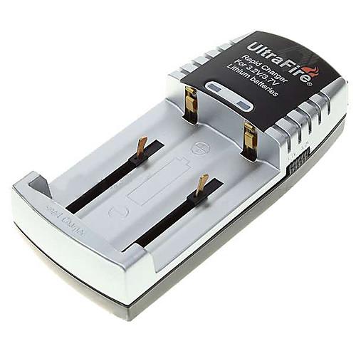UltraFire WF-188 быстрое зарядное устройство для 3.2v/3.7v литиевых батарей (100 ~ 240 В) Lightinthebox 687.000