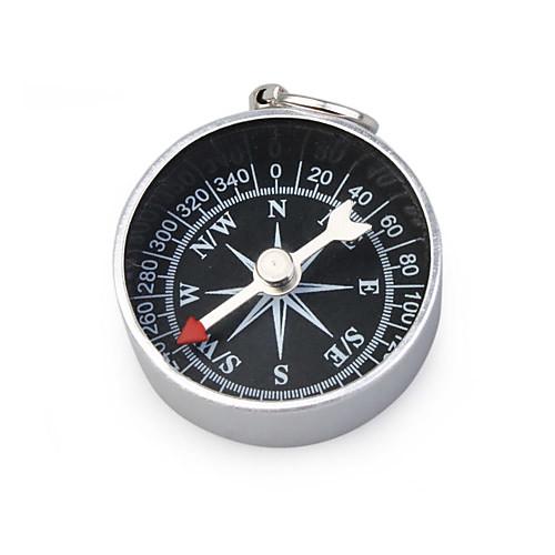 Портативный металлический компас-брелок(маленький размер) Lightinthebox 128.000