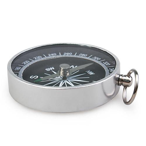 Портативный металлический компас-брелок(большой размер) Lightinthebox 85.000