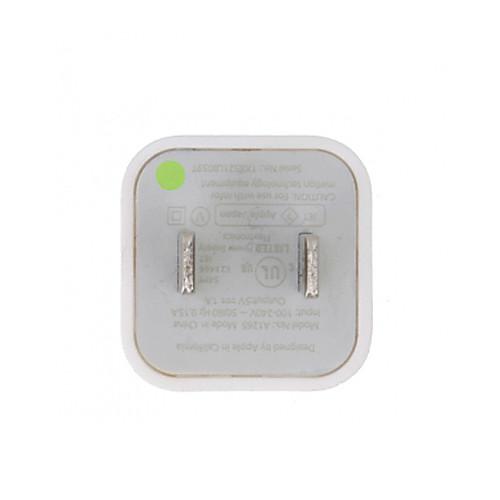 Ультра-мини 1000mA USB-адаптер питания / зарядное устройство - белый цвет (100 ~ 240 В переменного тока) (hf185) Lightinthebox 171.000