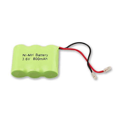 универсальный интерфейс беспроводной телефон батарей 3.6V 800mAh 2/3aa перезаряжаемые Ni-MH аккумуляторы (Ni-MH 2/3aa (3.6V 800)) Lightinthebox 171.000