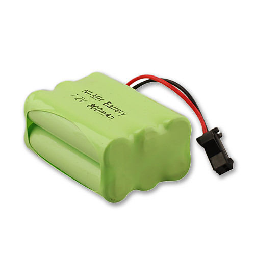 Ni-MH 7.2V 800mAh перезаряжаемые батареи (Ni-MH (7.2v800)) Lightinthebox 343.000