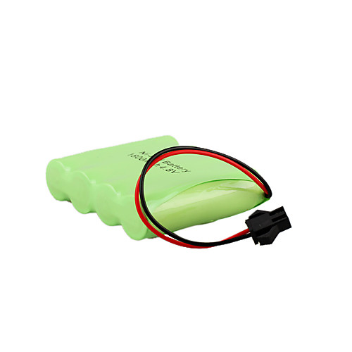 Ni-MH 4.8V 1800mAh перезаряжаемые батареи (hb028) Lightinthebox 300.000