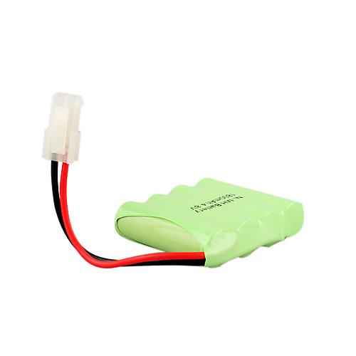 Ni-MH 4.8V 1800mAh перезаряжаемые батареи (hb023) Lightinthebox 257.000