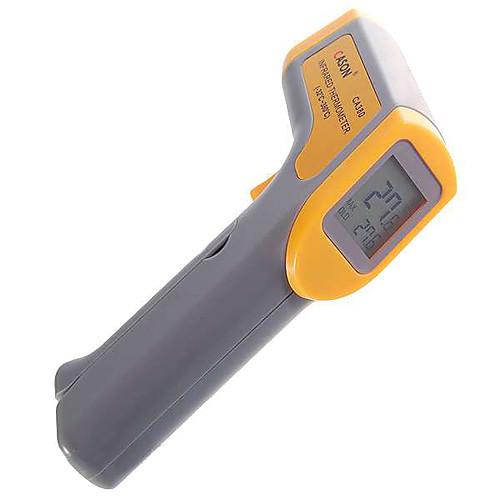 Цифровой ИК термометр с инфракрасным прицелом (-32'C~380'C / 26'F~716'F) Lightinthebox 1030.000
