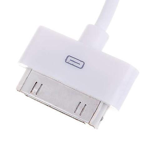 Ультра-мини-USB адаптер питания / зарядное устройство с USB-кабель для всех Ipod / iphone 3g/3gs (hf256) Lightinthebox 214.000