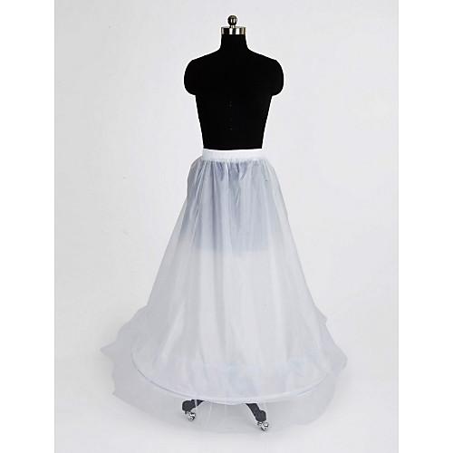 нейлон / тюль свадьбы пол-длины юбки (wap008) Lightinthebox 429.000