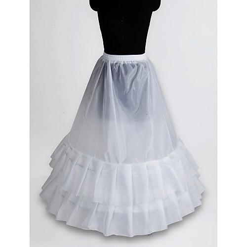 нейлон длиной до пола свадьбу юбки (wap009) Lightinthebox 429.000