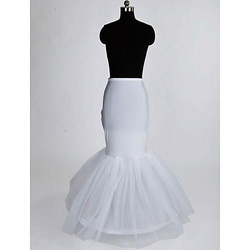 нейлон / тюль свадьбы пол-длины юбки (0061-3) Lightinthebox 1073.000