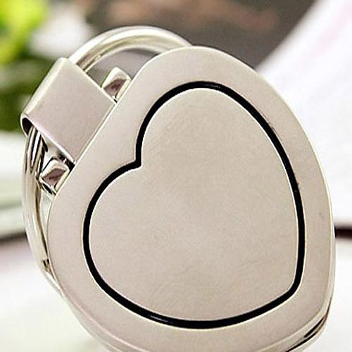 Брелок - мини фоторамка в форме сердца Lightinthebox 137.000