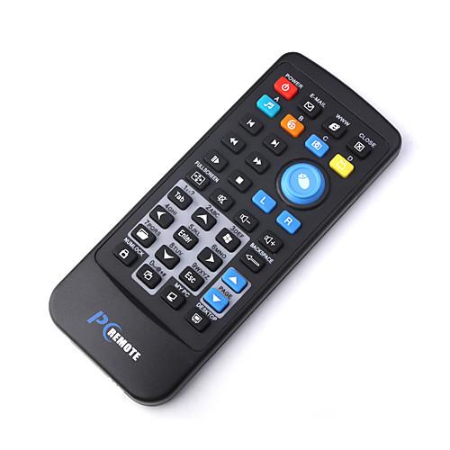 Беспроводной ИК-USB PC пульт дистанционного управления контроллер мыши для настольного компьютера ПК и ноутбука Lightinthebox 341.000