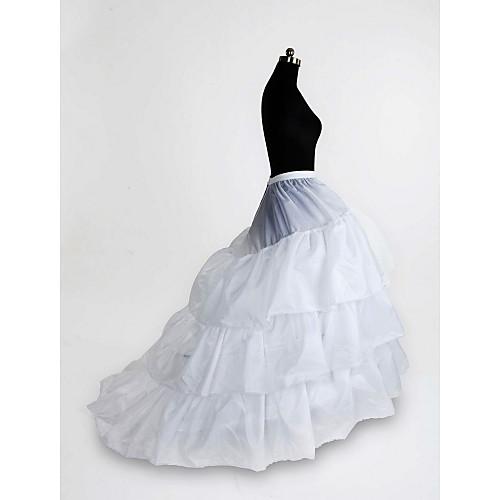 3 кости Хооп тюль юбки свадьбы (hsfj136) Lightinthebox 1718.000