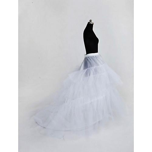 нейлон / тюль часовни поезд свадьбу юбки (wap010) Lightinthebox 1288.000
