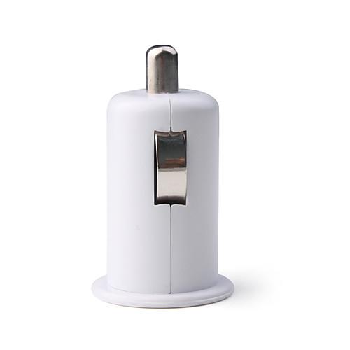 сигареты автомобиля питание 1000mA USB адаптер / зарядное устройство - белый (DC 12V) на мобильный 6 iPhone 6 плюс Lightinthebox 128.000