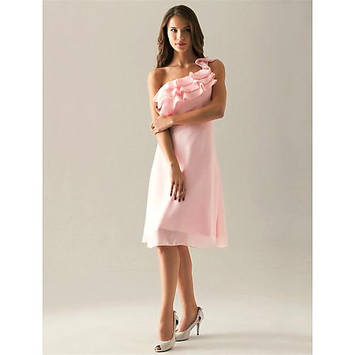 KAYLAH - Платье для свидетельницы из шифона Lightinthebox 2543.000