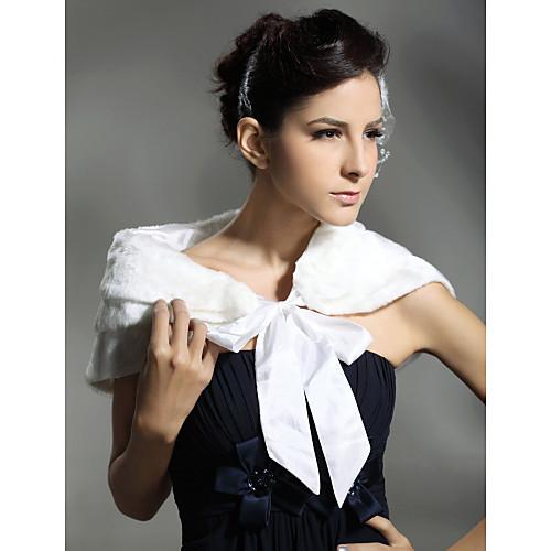 искусственный мех свадьбы / специальный платок случае с лентами Lightinthebox 309.000