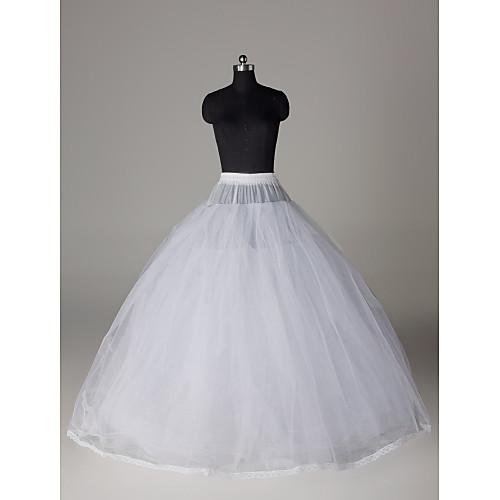 нейлон / нетто свадьбы пол-длины юбки (0061-20) Lightinthebox 1933.000