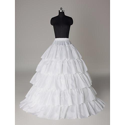 нейлон длиной до пола свадьбу юбки (0061-14) Lightinthebox 2148.000