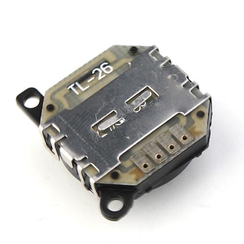 замена аналоговых джойстика для PSP 1000 (черный) Lightinthebox 214.000
