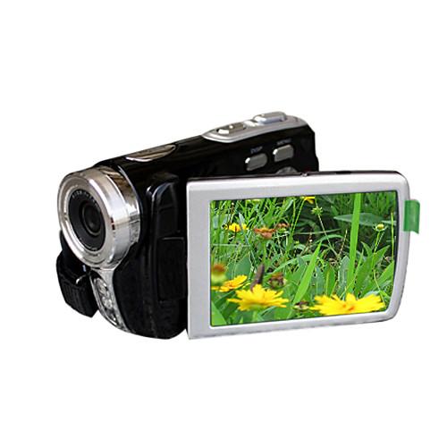 5 Мп CMOS @ 30fps 8xdigital зум цифровой видеокамеры с 3,0-дюймовый сенсорный экран А.В. из функции (DV-592ii)