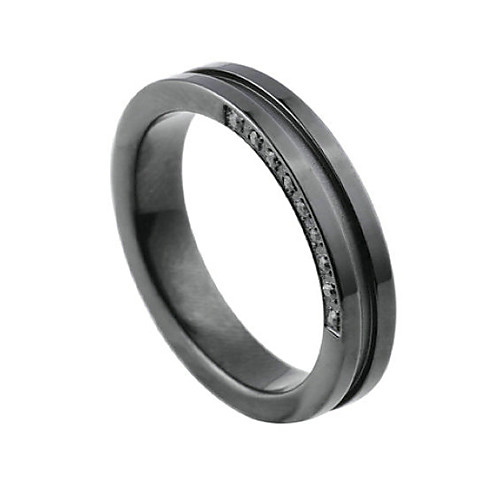 Man `ы титана стальное кольцо Lightinthebox 421.000