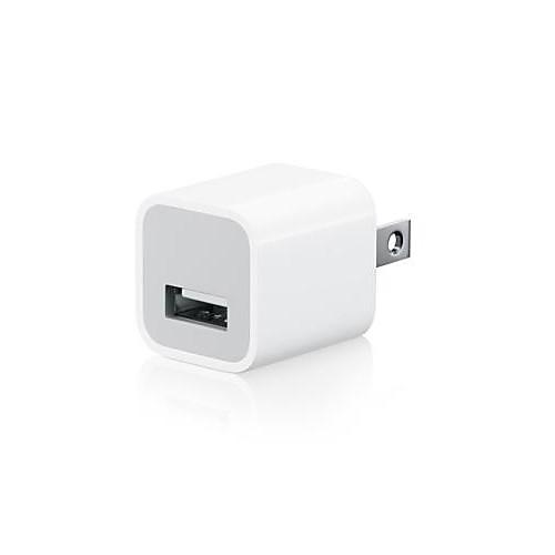 Ультра-мини 1000mA USB адаптер питания / зарядное устройство-черные (100 ~ 240 В переменного тока) Lightinthebox 128.000