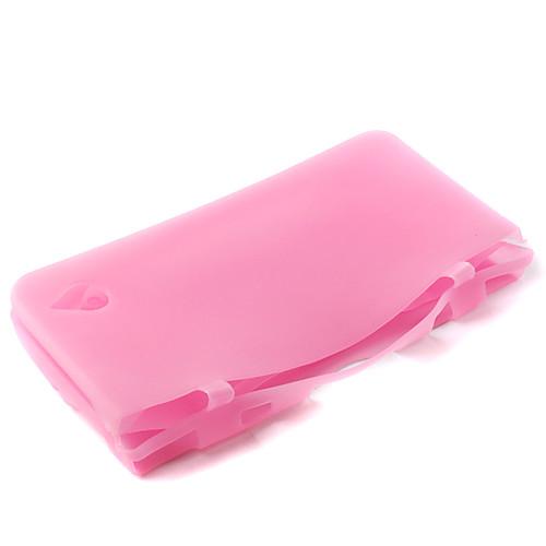 силиконовая защитная кожа / Case для Nintendo DSi LL / XL (розовый) Lightinthebox 128.000