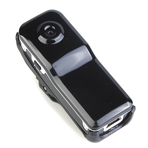 Портативная видеокамера DV / DVR (Поддержка 16GB MicroSDHC карта)