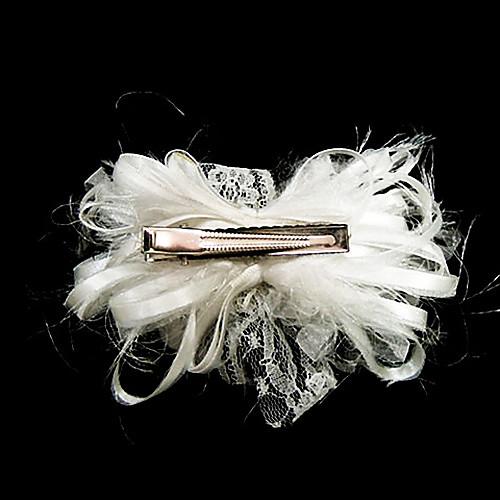 великолепные атласные с имитацией жемчужина свадьбы свадебный головной убор (1187-TS-th39) Lightinthebox 214.000