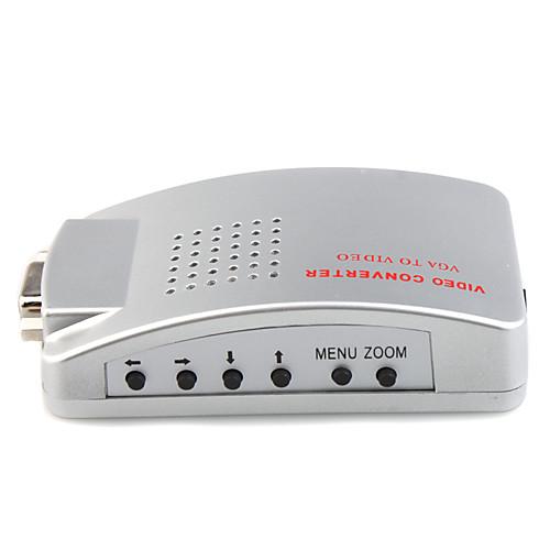 Питание от порта USB VGA на композитный  S-Video конвертера (1280  1024px макс) Lightinthebox 944.000